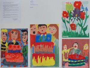 radovi sa izlozbe mentor Kaca Dejanovic